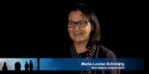 Talk Marie-Louise Schnidrig