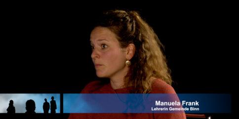 Talk Manuela Frank